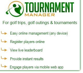 Tournament Manager service