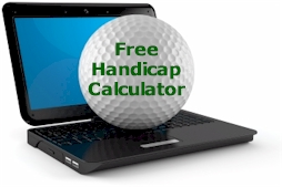 free golf handicap calculator online